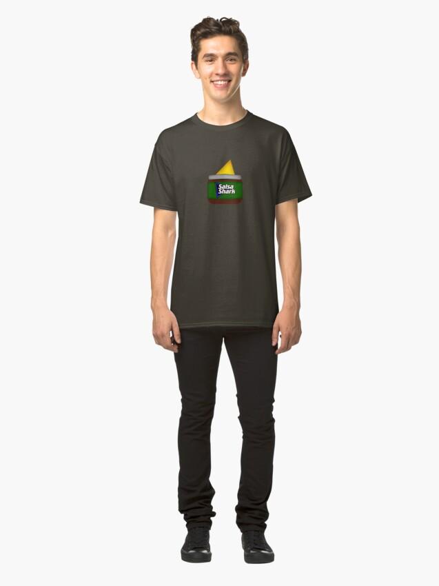 Alternate view of Salsa Shark Classic T-Shirt
