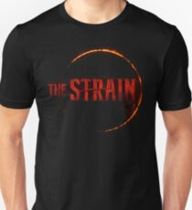 the strain - and I thought how the young  are truly boring, unvaried as they are Unisex T-Shirt