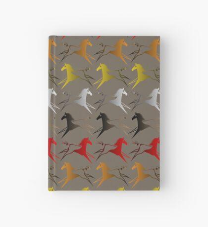 Four direction War Horse Hardcover Journal