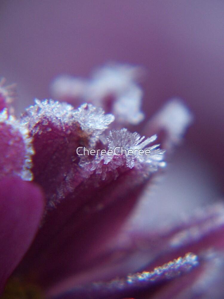 Ice Crystals by ChereeCheree