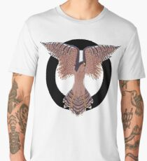 Hawk Circle Men's Premium T-Shirt