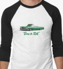 Born to roll Men's Baseball ¾ T-Shirt
