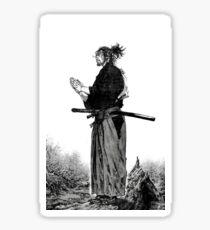 Vagabond - Manga Samurai Sticker