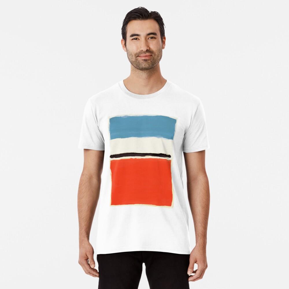 Weiße Mitte Premium T-Shirt