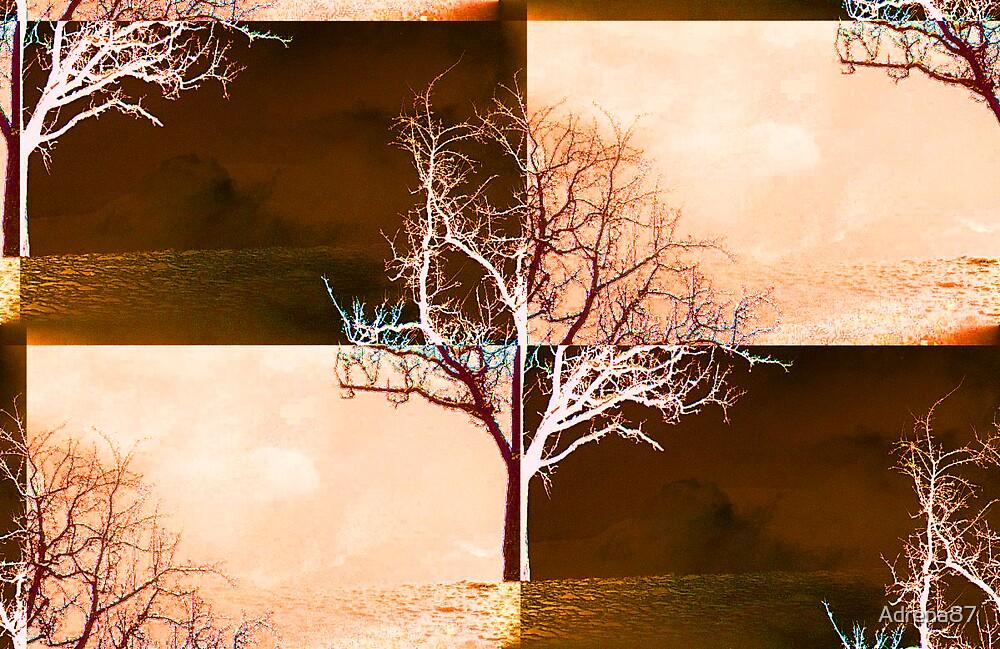 Autumn Window Gaze by Adrena87