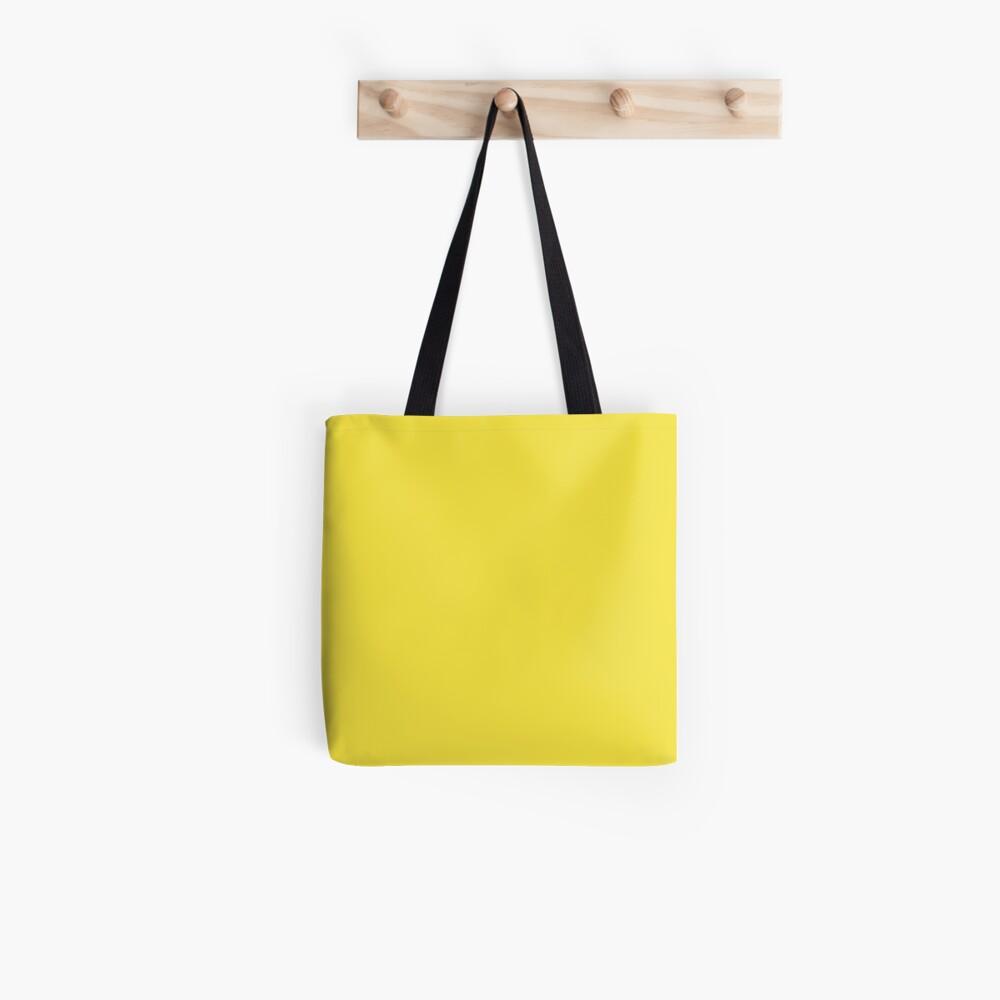 Gelb Stofftasche