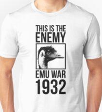 Emu War Propaganda Poster Unisex T-Shirt