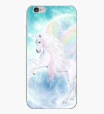 Rainbow Pegasus iPhone Case
