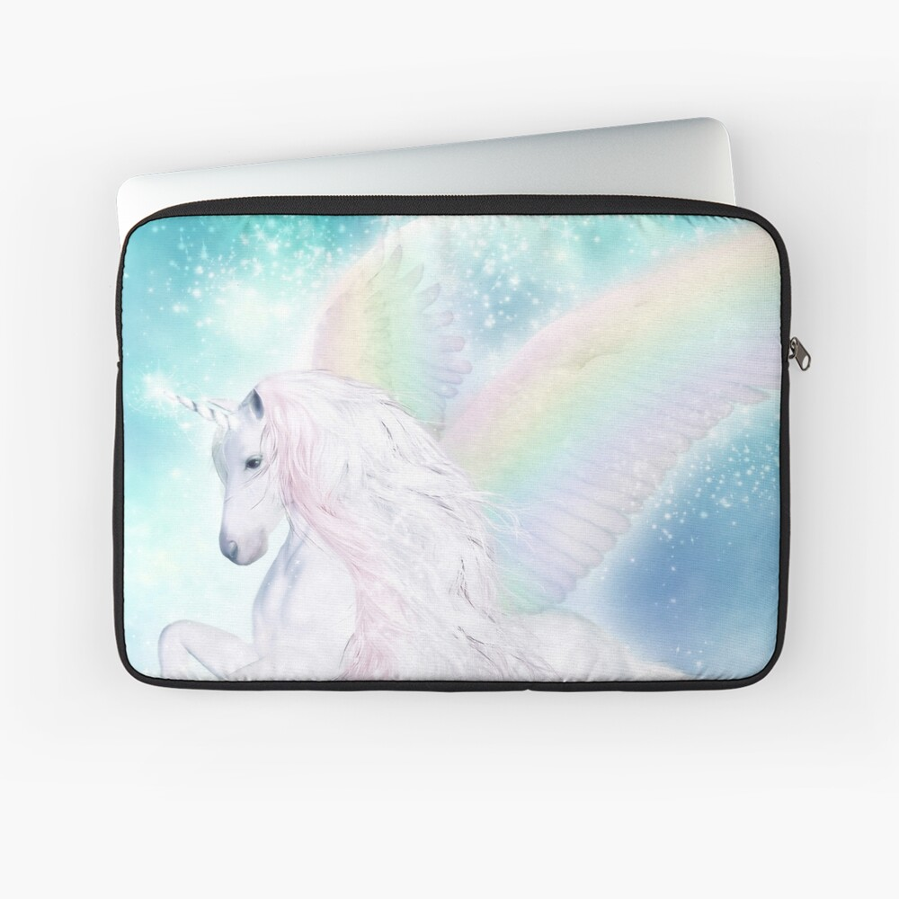Rainbow Pegasus Laptoptasche