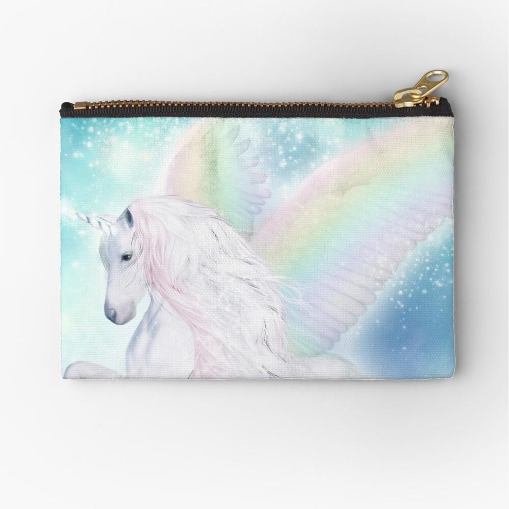Rainbow Pegasus Täschchen