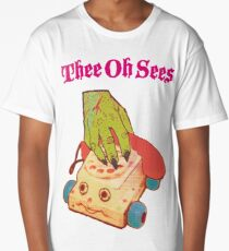Thee Oh Sees Castlemania Long T-Shirt