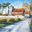 Beddingham Church (Sussex) by LorusMaver