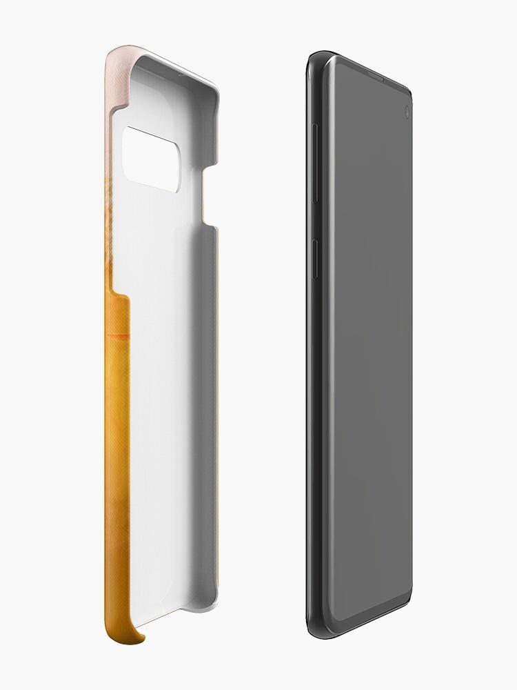 Alternate view of Flaxen manes  Case & Skin for Samsung Galaxy