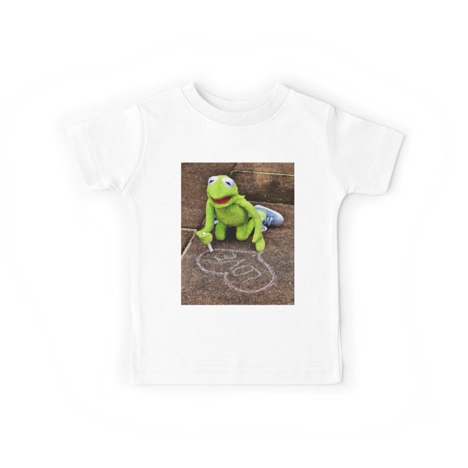 Kermit the Frog by steamdesign