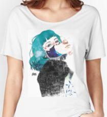 If you shut me up by elenagarnu Women's Relaxed Fit T-Shirt