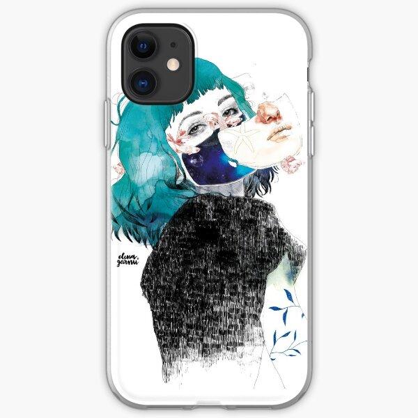 If you shut me up by elenagarnu iPhone Soft Case
