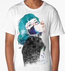 If you shut me up by elenagarnu Long T-Shirt