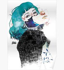 If you shut me up by elenagarnu Poster