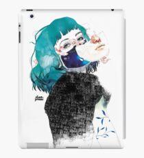 If you shut me up by elenagarnu iPad Case/Skin