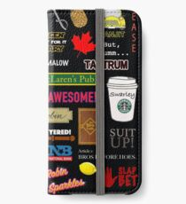 How I Met Your Mother iPhone Wallet/Case/Skin