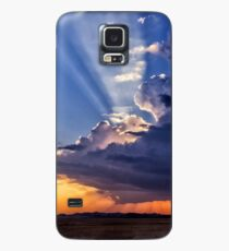 Stormy Weather - Badlands National Park Case/Skin for Samsung Galaxy