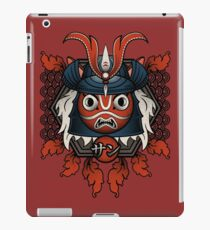 The Samurai Princess iPad Case/Skin