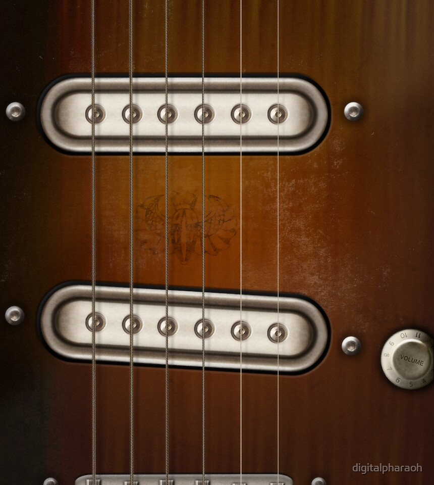 Luthier: Pharaoh Limited Edition by digitalpharaoh