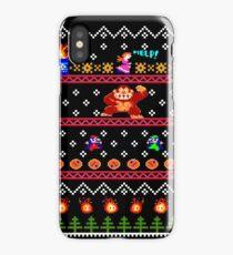 Donkey Kong Christmas iPhone Case/Skin
