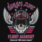 Danger Zone Flight Academy by beware1984