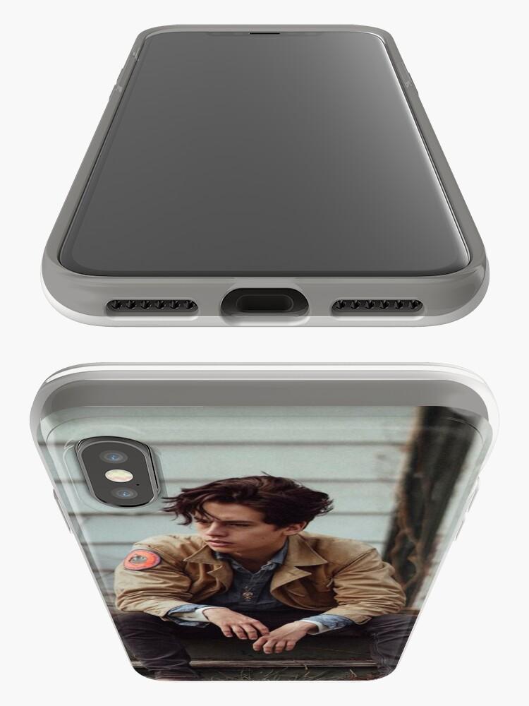 Alternative Ansicht von Jughead Jones - Riverdale iPhone-Hülle & Cover