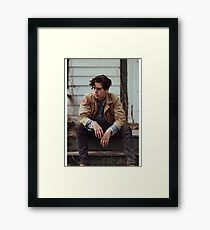 Lámina enmarcada Jughead Jones - Riverdale