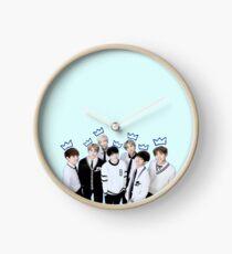 [SIGNATURE] BTS Kings Edit Clock