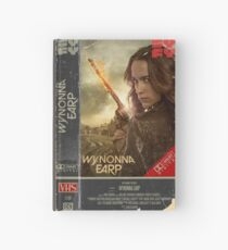 Wynonna Earp VHS Hardcover Journal