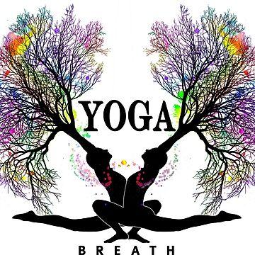 Yoga : Breath by ramanandr