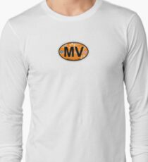Martha's Vineyard. Long Sleeve T-Shirt