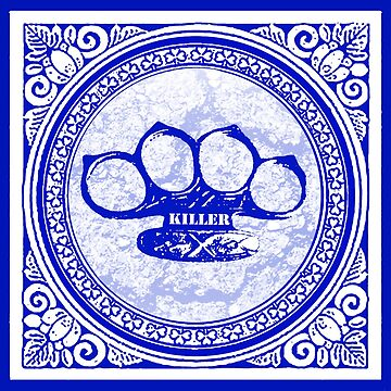Delft Blue Brutal by henribanks