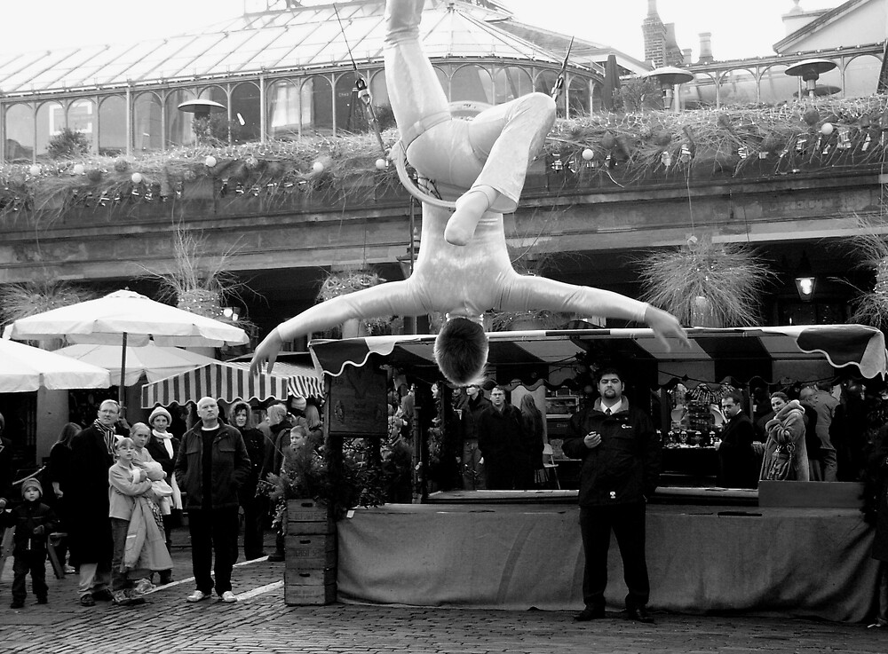 Fallen From the Sky at Covent Garden by Kathleen Conklin