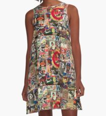 GoCubbies A-Line Dress