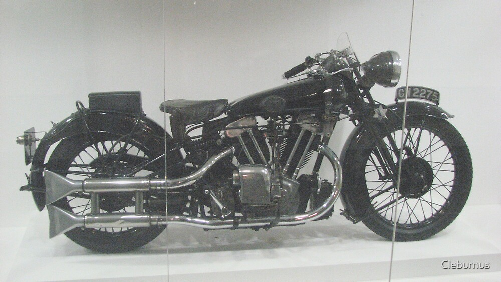 Lawrence of Arabia Rode This by Cleburnus