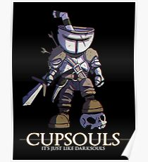 Cupsouls Poster
