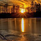Fire on Ice by Kathy Weaver