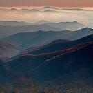 Blue Ridge Morning by Kathy Weaver