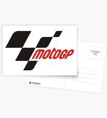 Moto GP Postcards