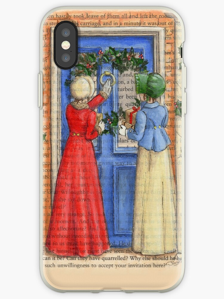 Jane Austen Christmas - Sense and Sensibility by Purrr