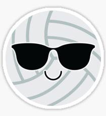 Volleyball Emoji   Sticker
