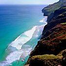 Na Pali Coastline by kevin smith  skystudiohawaii