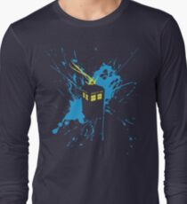 TARDIS Splash Long Sleeve T-Shirt
