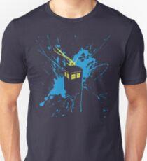 TARDIS Splash Unisex T-Shirt