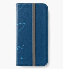 TARDIS Splash iPhone Wallet/Case/Skin