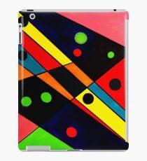 Retro Abstract iPad Case/Skin